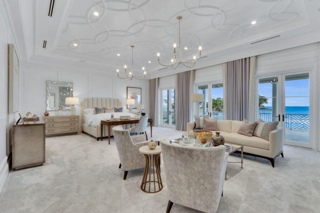 Brand New Lantana oceanfront Mansion, Florida, Contemporary estate