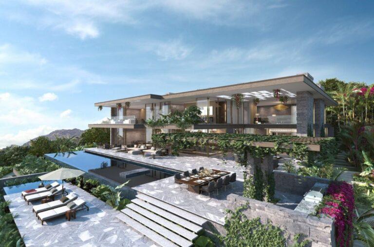 Bel Air's Valuable Estate, design concept, Los angeles