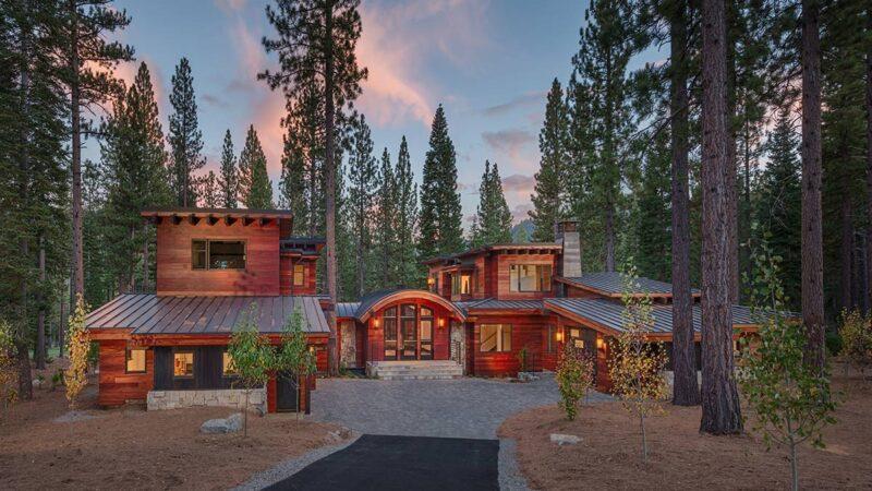 Brilliant Valhalla Residence in Martis Camp on Market for $7.5 Million