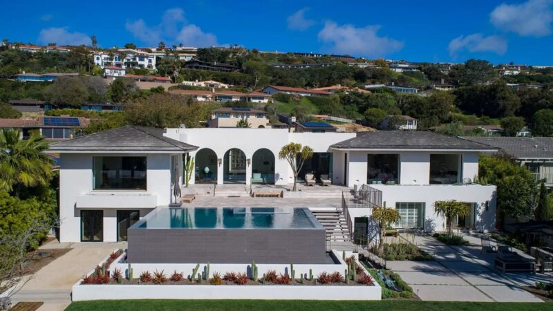 Recently Remodeled La Jolla Custom Estate listed for $12 Million