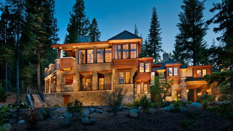 Valhalla Drive Residence in Martis Camp on Market for $6.3 Million