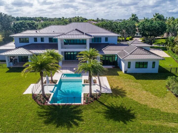 Prestigious Twin Lake Residence in Boca Raton for Sale at $6.5 Million