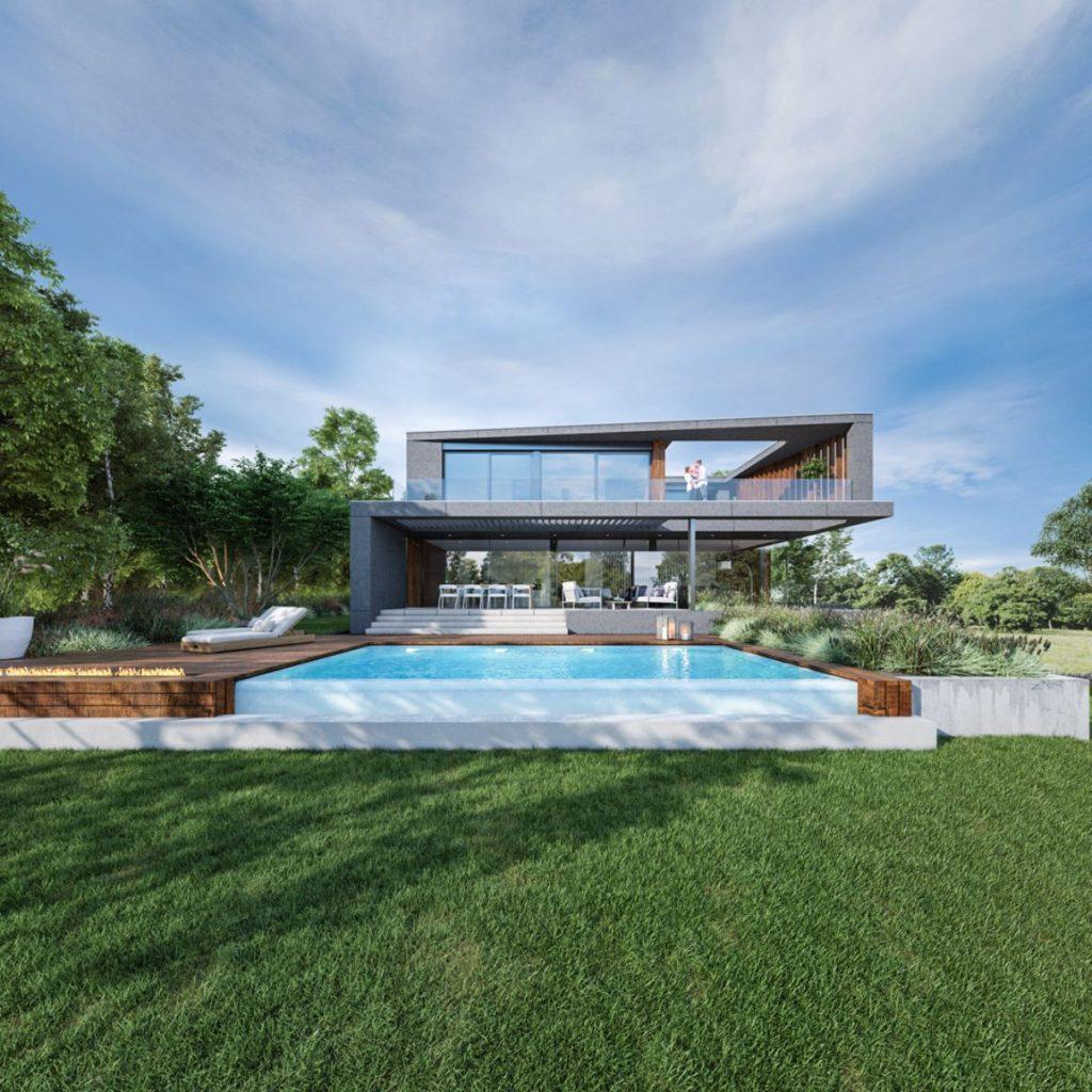 Villa Design Concept