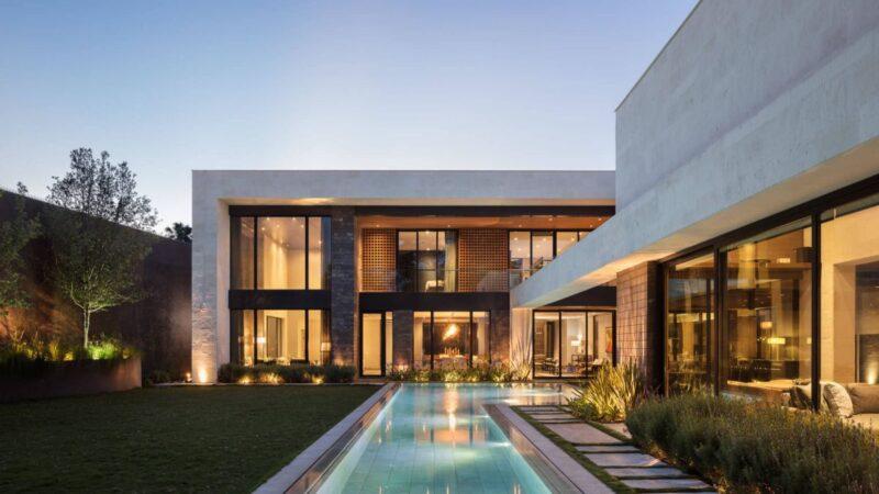 GL Contemporary in Nuevo Leon, Mexico by Bernardo Pozas Residential Design