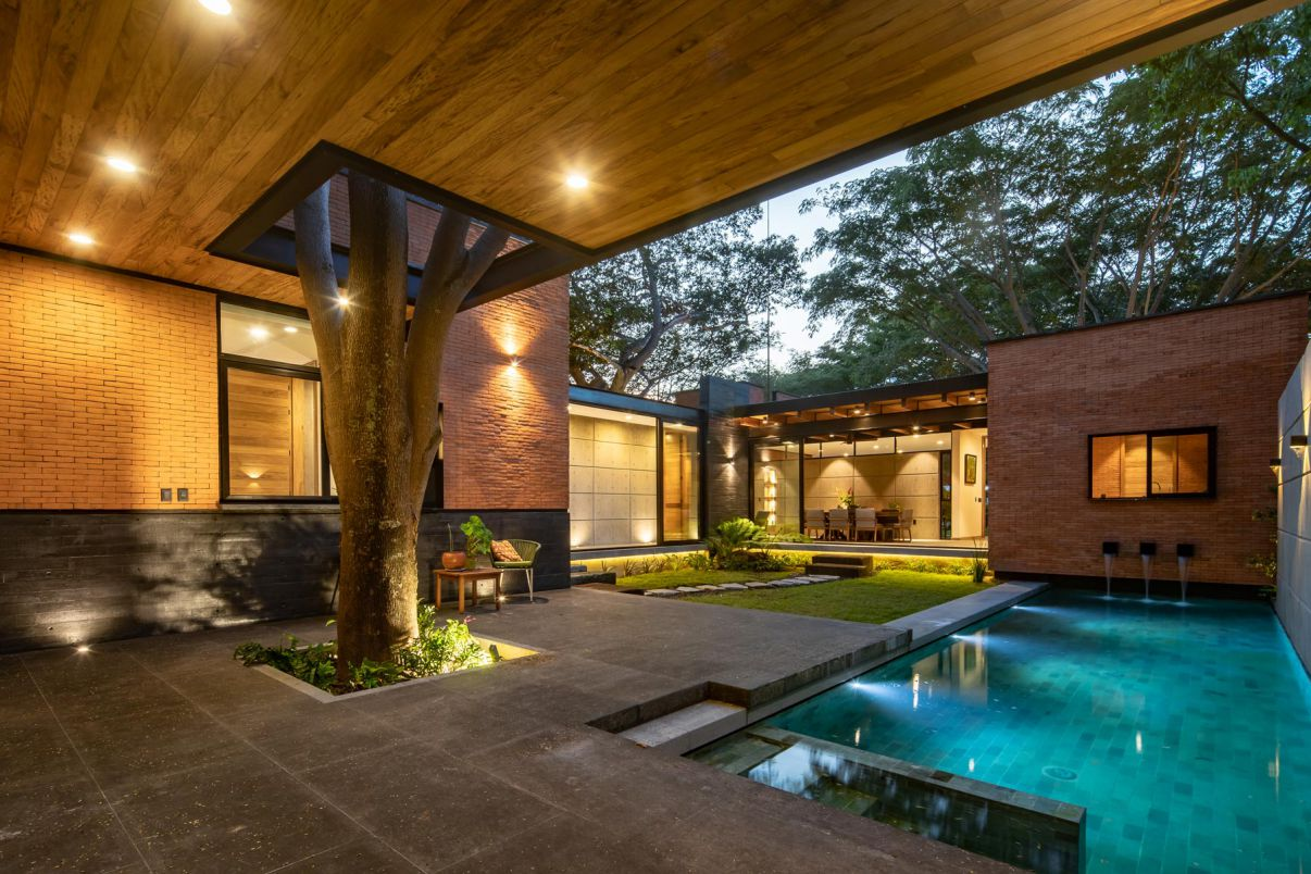 Keita House in Mexico by Di Frenna Arquitectos