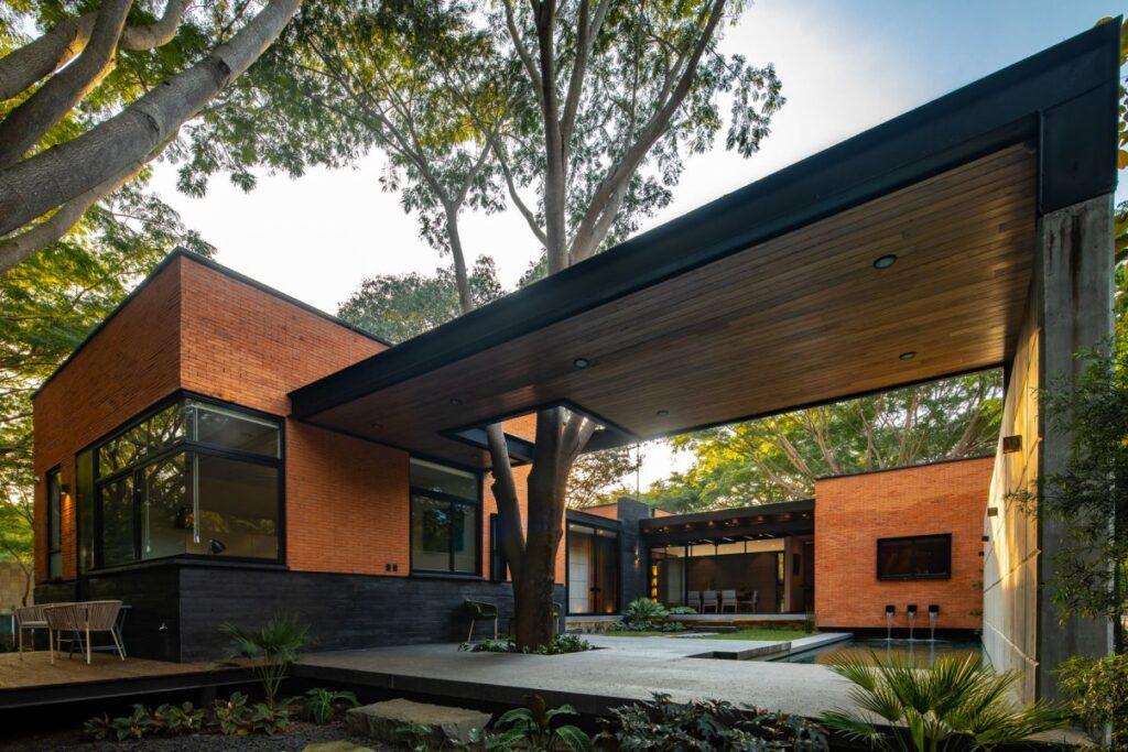 Keita House in Mexico by Di Frenna Arquitectos