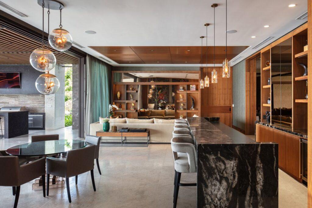 La Barranca Residence in Austin, modern homes, Bernardo Pozas Residential Design