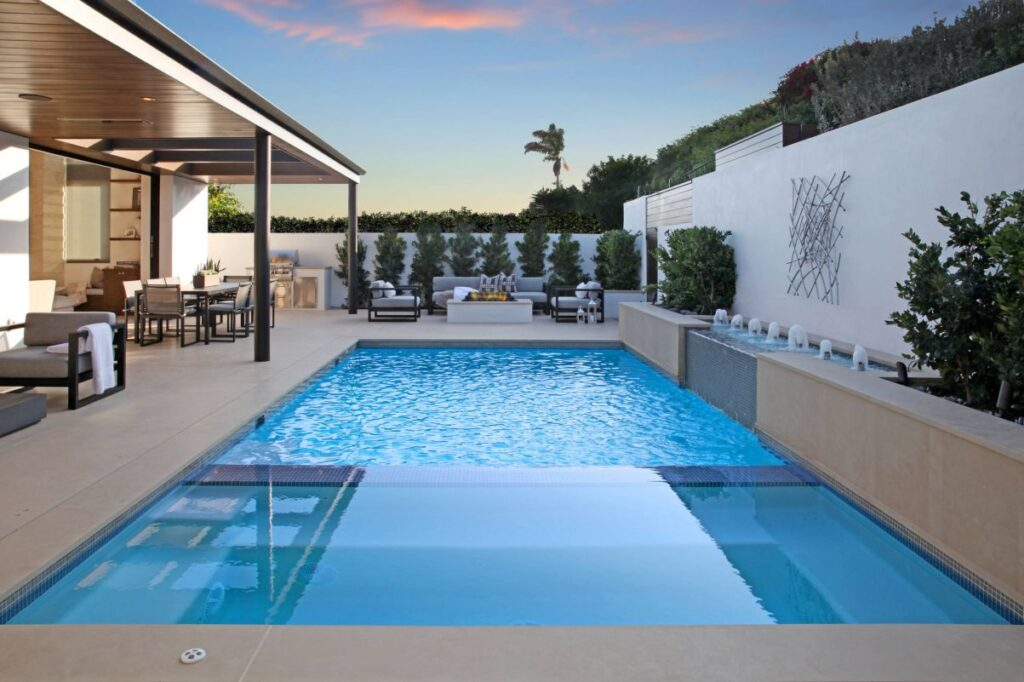 Malabar Contemporary Home in Newport Beach by Brandon Architects