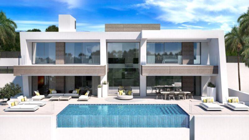 €2.2 Million Luxury Villa Concept in El Paraiso, Marbella, Spain