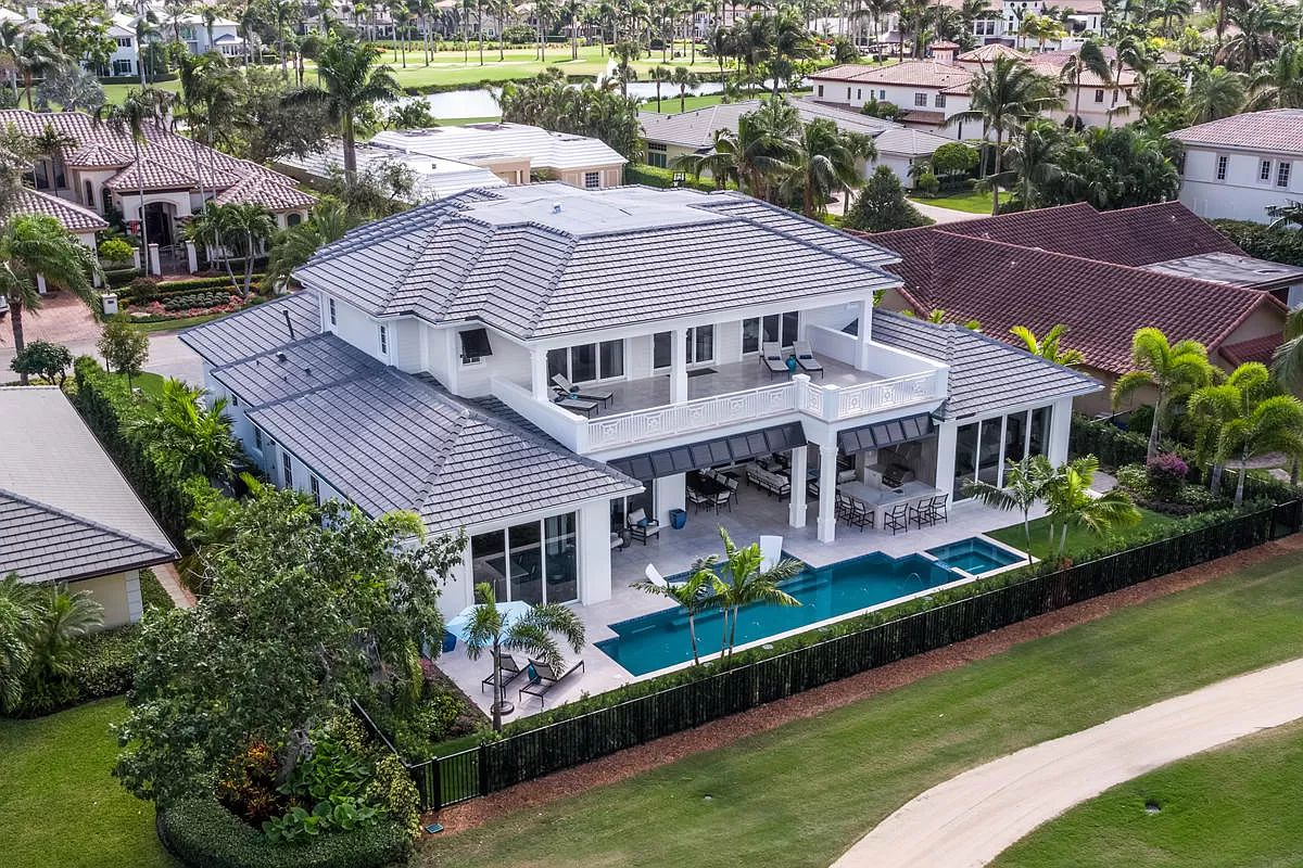 1871 Thatch Palm Drive - Exceptional Boca Raton Contemporary Estate