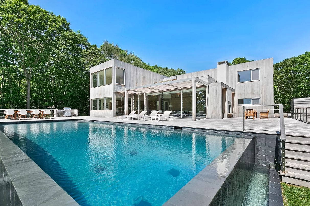 New York's Amagansett Modern Home on Market for $4.4 Million