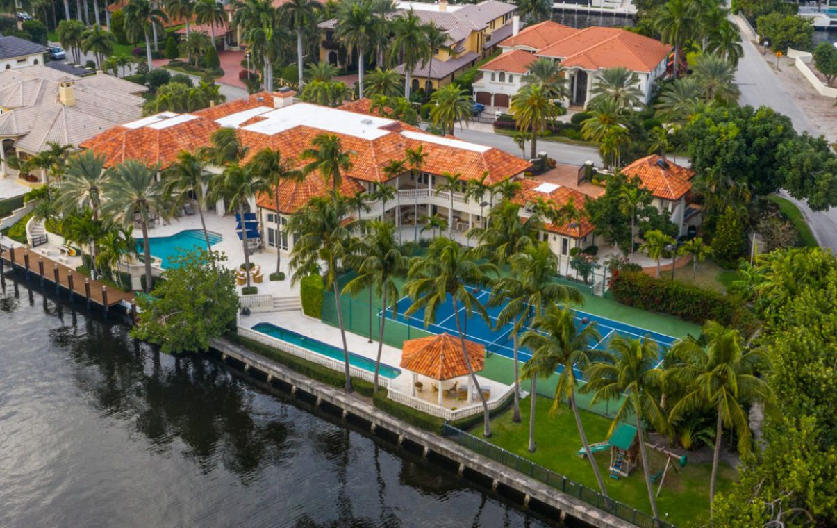 298 Key Palm Road - An Uncompromising Retreat in Boca Raton for Sale