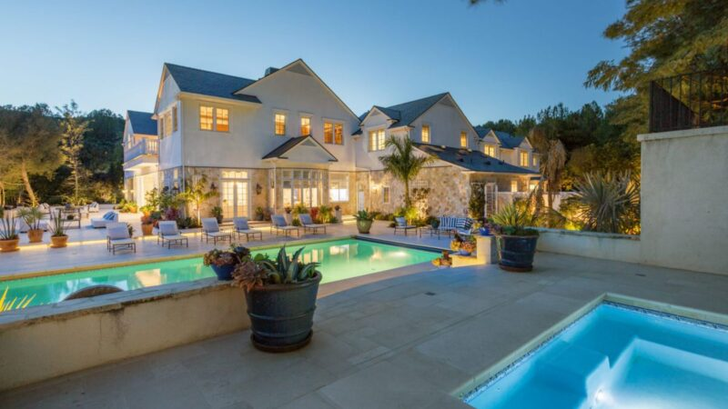65 Beverly Park – An East Coast Traditional Estate for Lease at $125,000 per Month