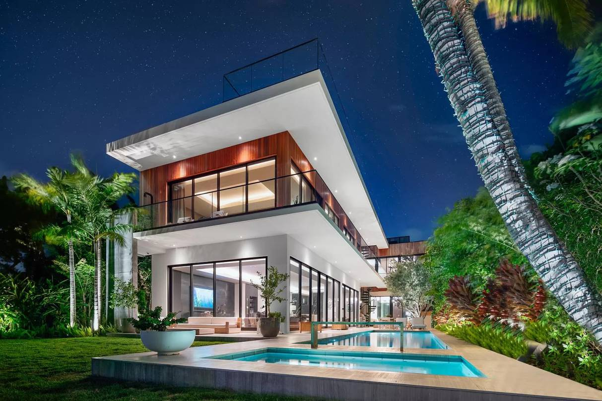 Brand New Dilido Home on the Venetian Islands hits Market