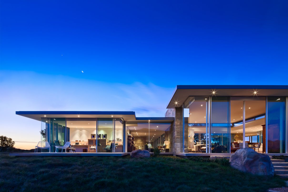 Carpinteria Foothills Residence by Neumann Mendro Andrulaitis Architects