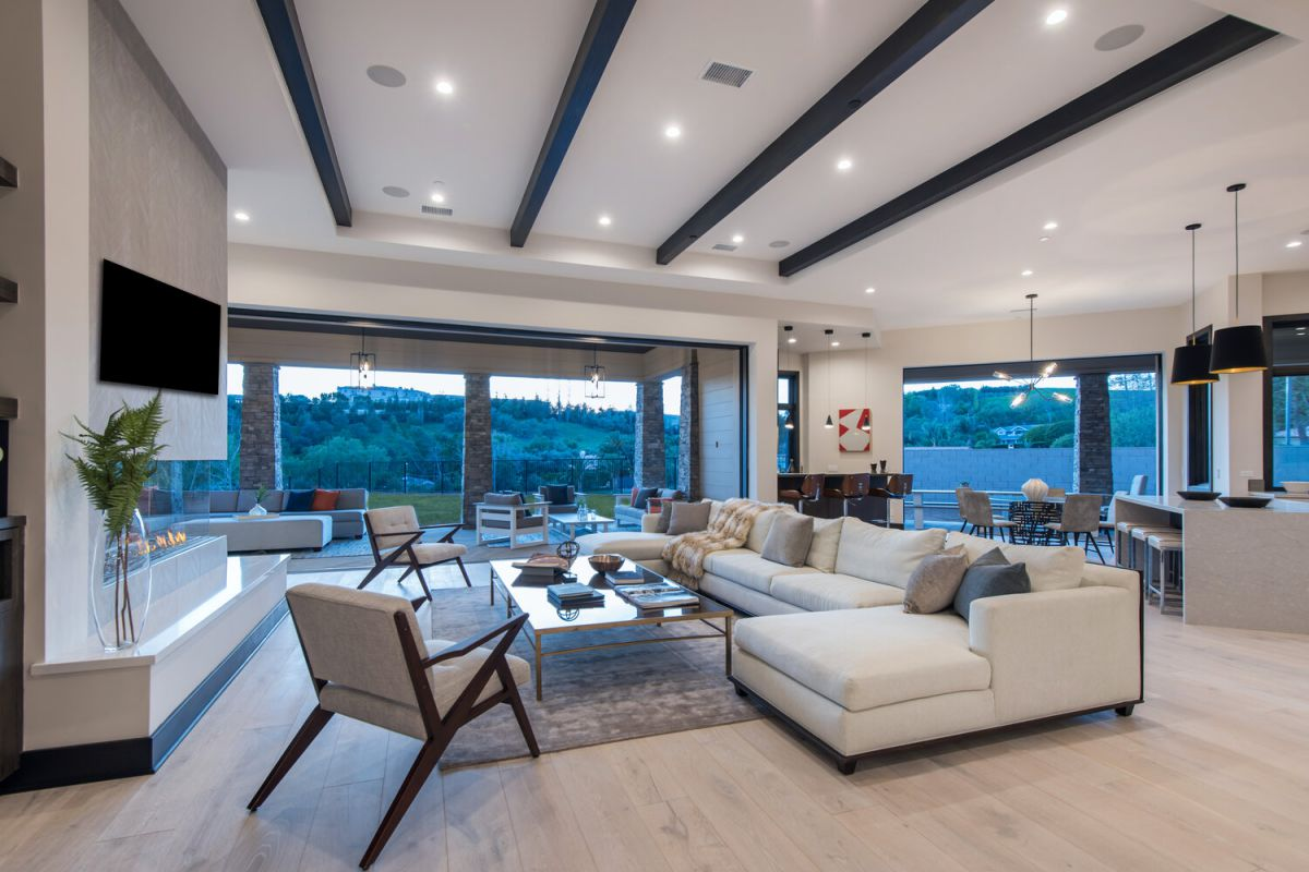 Craftsman Contemporary in California by ARC Design Group