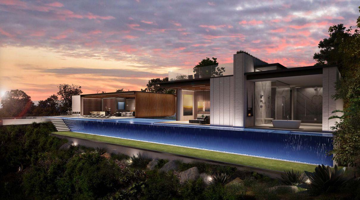 Hillcrest Residence Design Concept by Shubin Donaldson