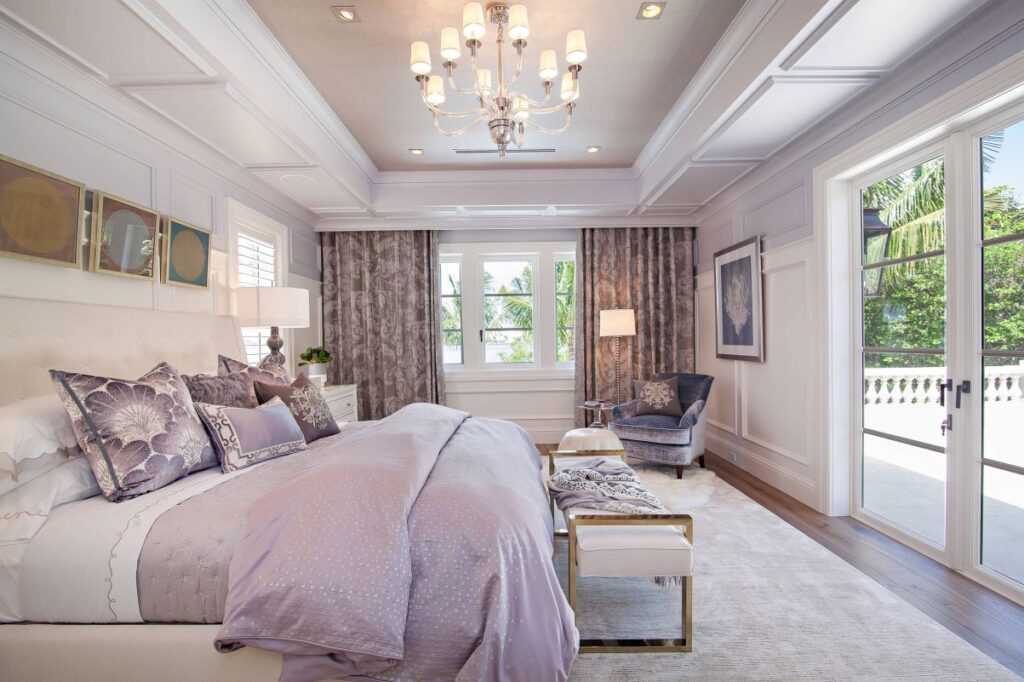 Interior Design Ideas of Transitional Home by Marc-Michaels Interior Design