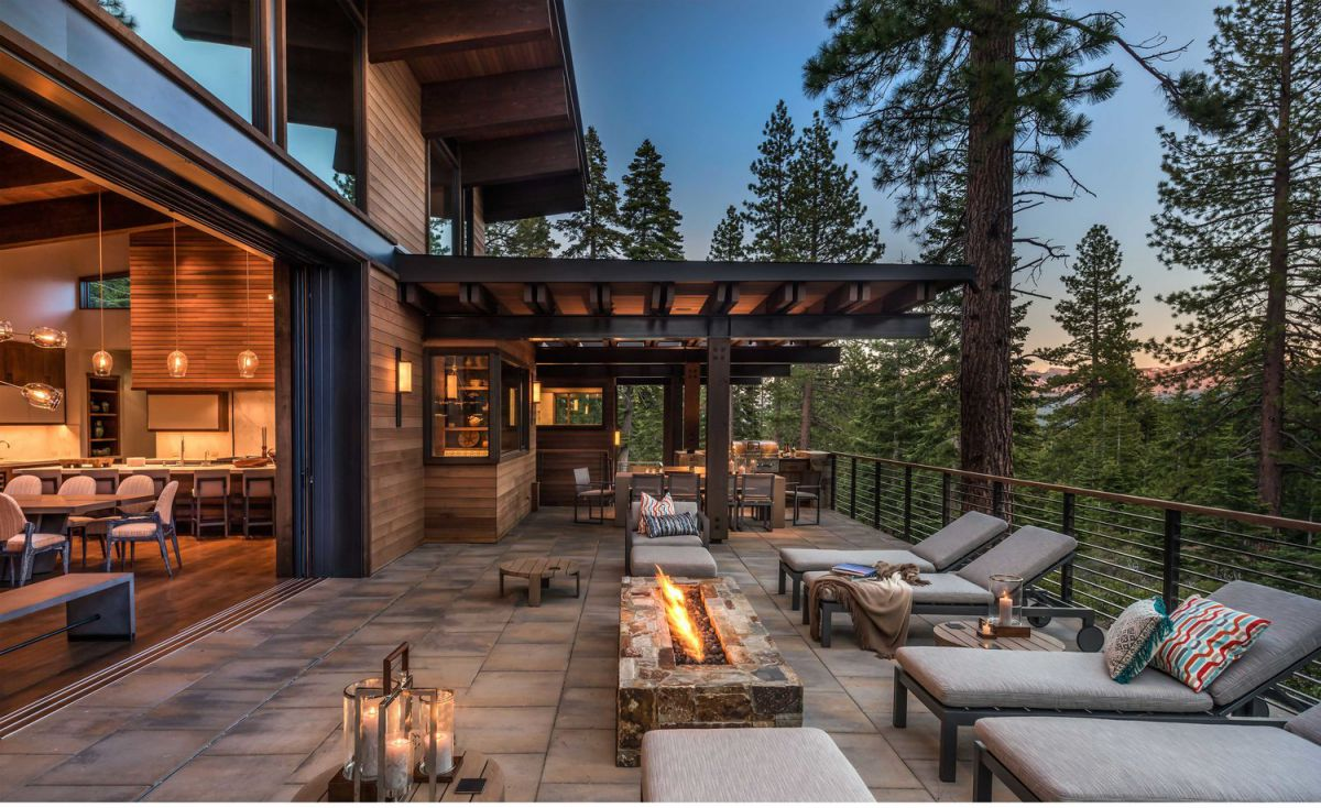 Residence 54 in Martis Camp, Truckee by Walton Architecture + Engineering