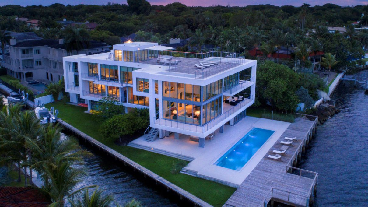 Matheson Modern Home In Miami By Kobi Karp Architecture And Interior