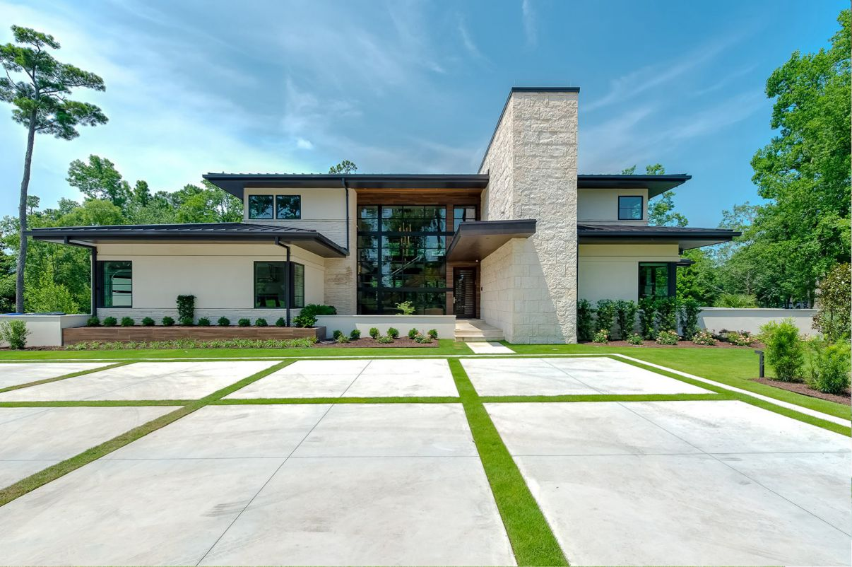 The Bridge House in Landfall, North Carolina by Phil Kean Design Group