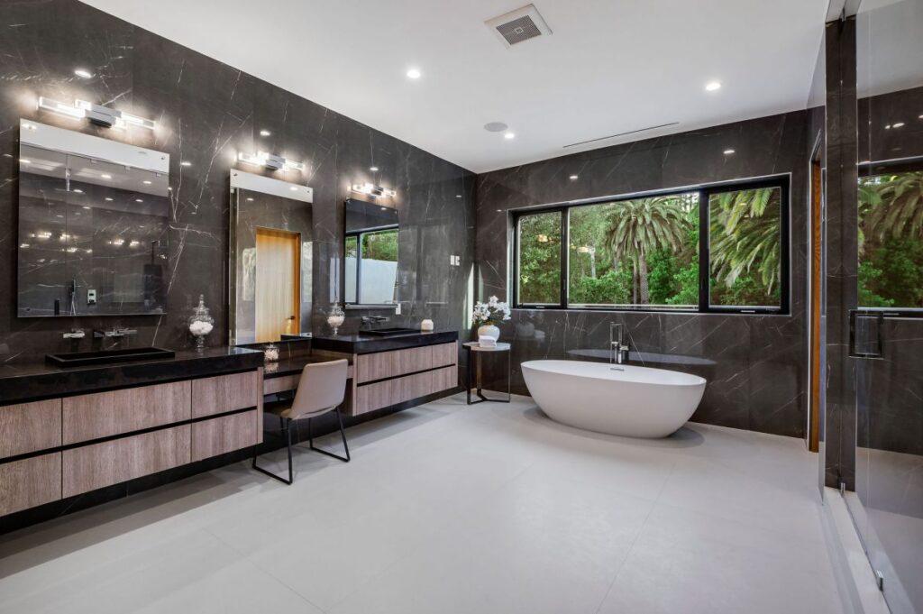 Bosque Contemporary Modern Estate in Encino for Sale