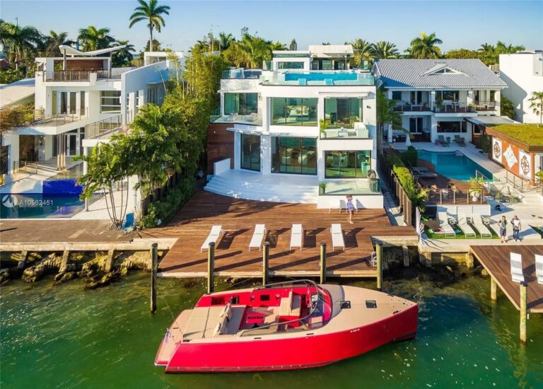 Breathtaking San Marco Waterfront Home for Rent