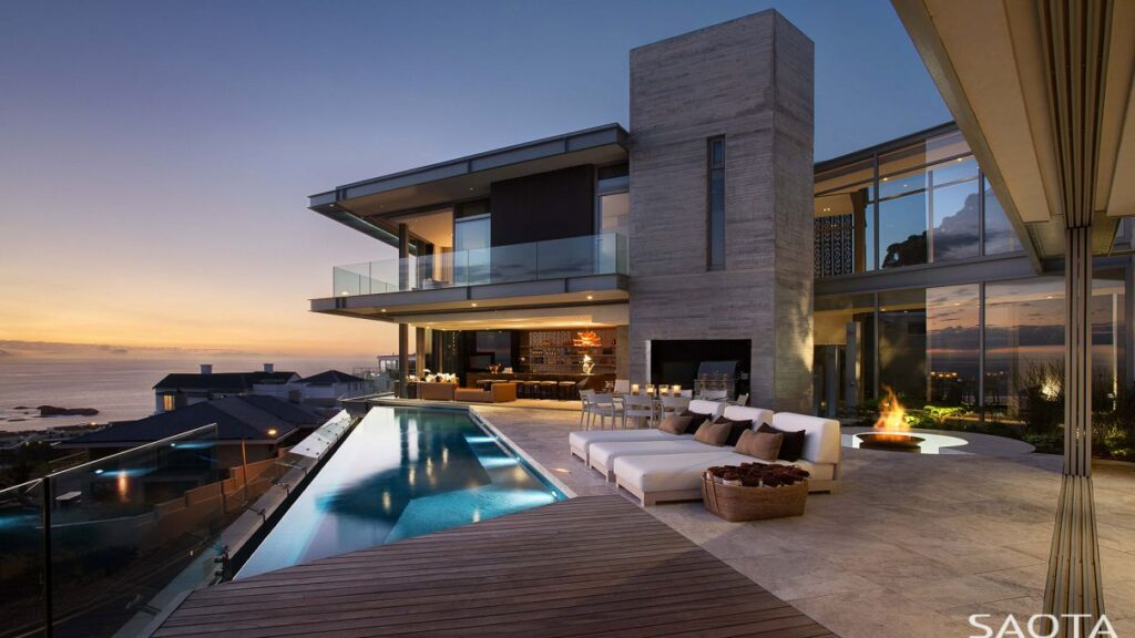 Clifton 2A Residence in Cape Town, South Africa by SAOTA