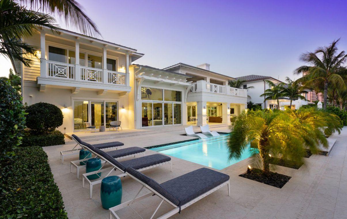 Impeccable Royal Palm Residence in Boca Raton, Florida