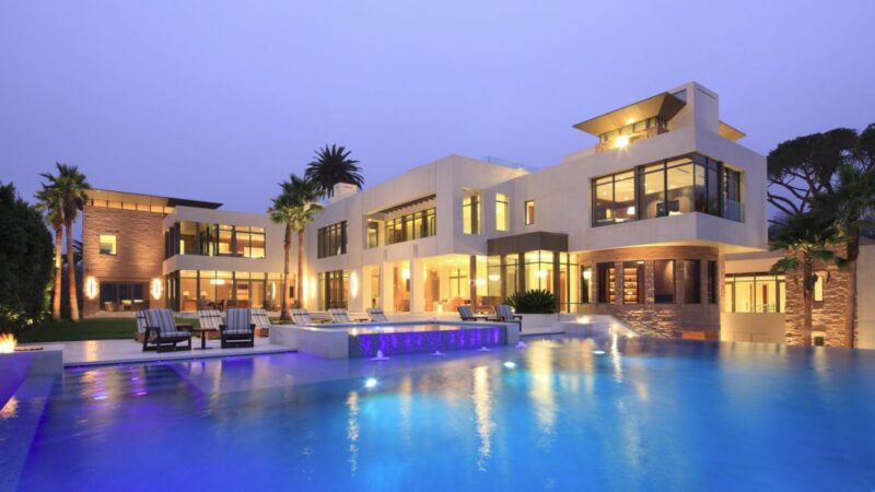 KFA Residence in Bel Air, California by Landry Design Group