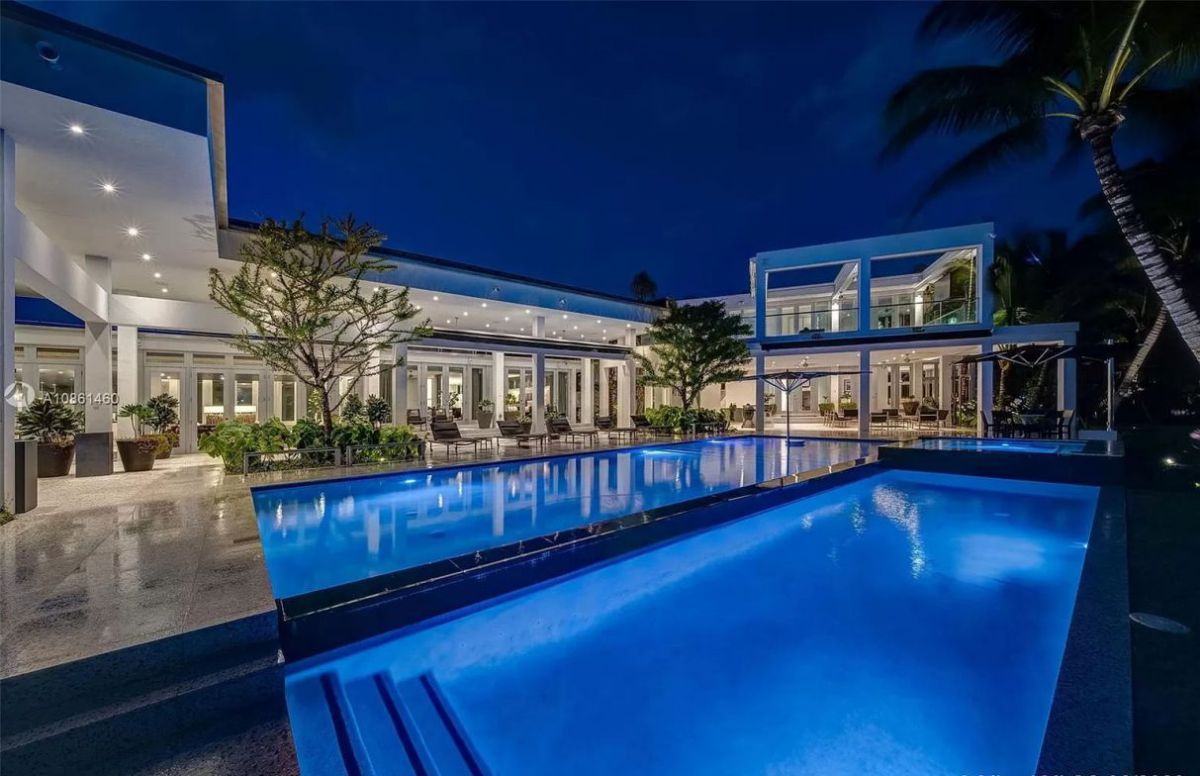 Lakeview Residence in Miami Beach offers Impeccably Luxury