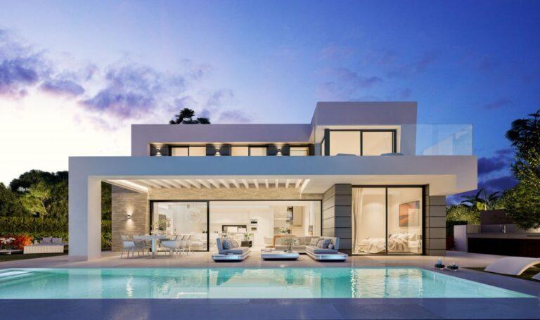 Modern New Villa Concept in Cabopino, Marbella East, Spain