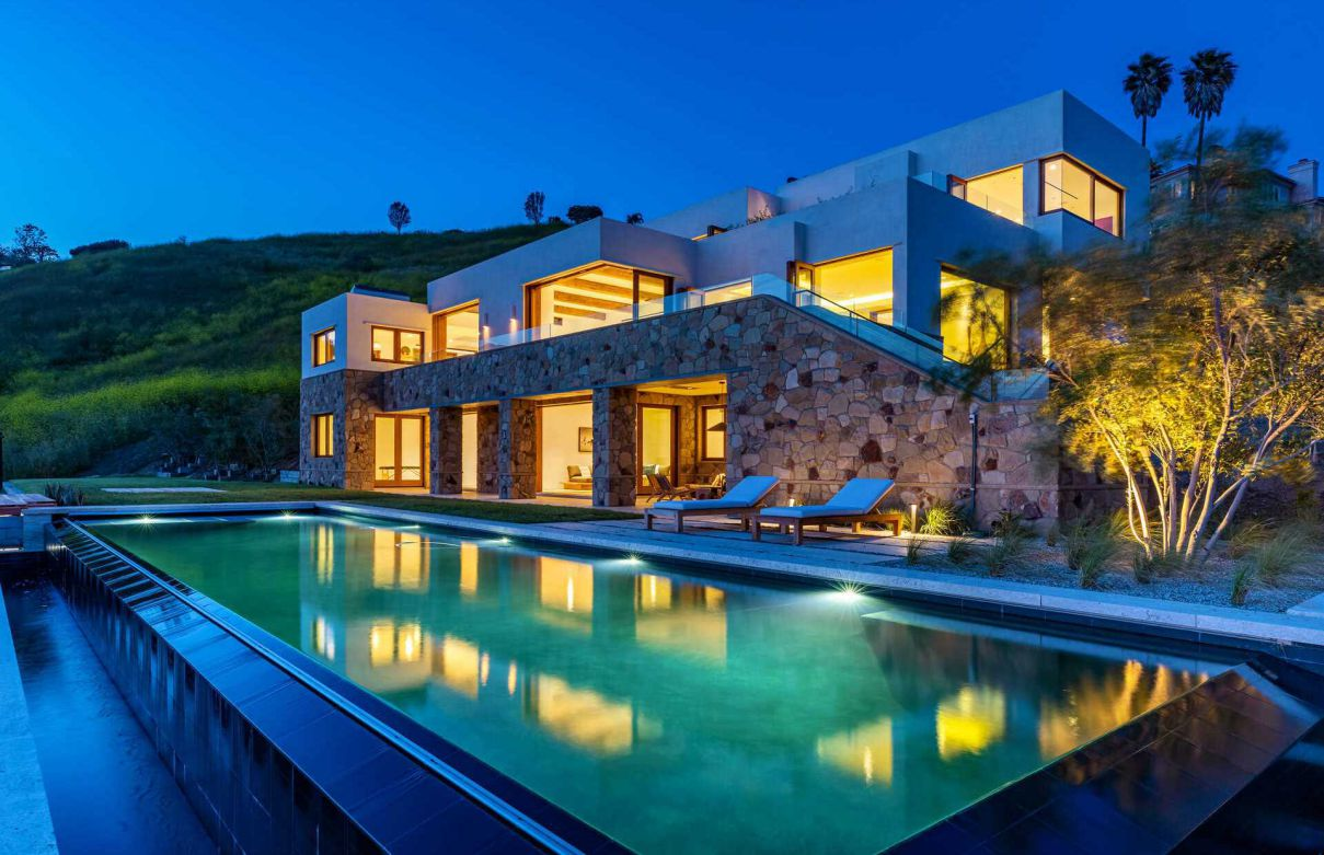 Newly Built Malibu Estate on Coveted Coastal Community for Sale