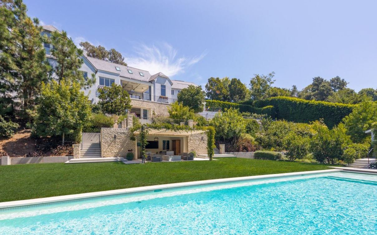 One of the Great Estates in Beverly Hills on Market