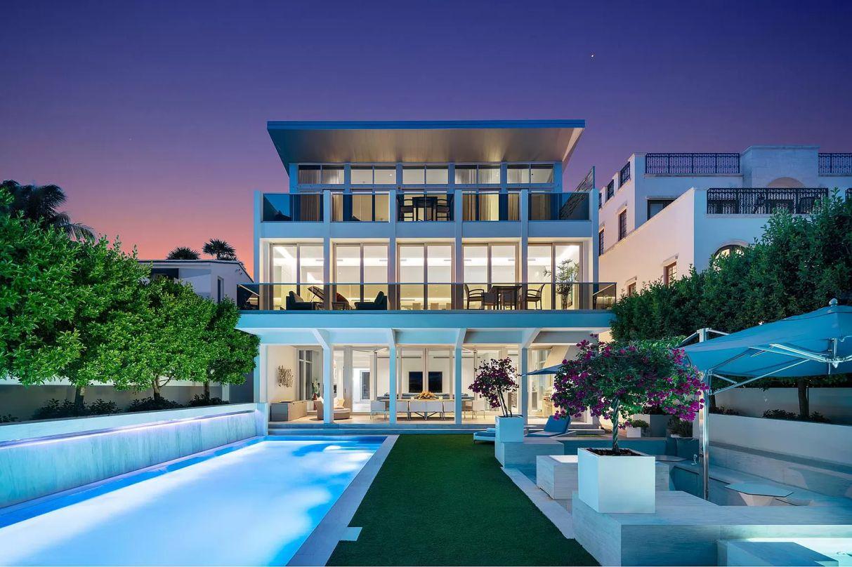 Modern Miami Beach Masterpiece returns Market