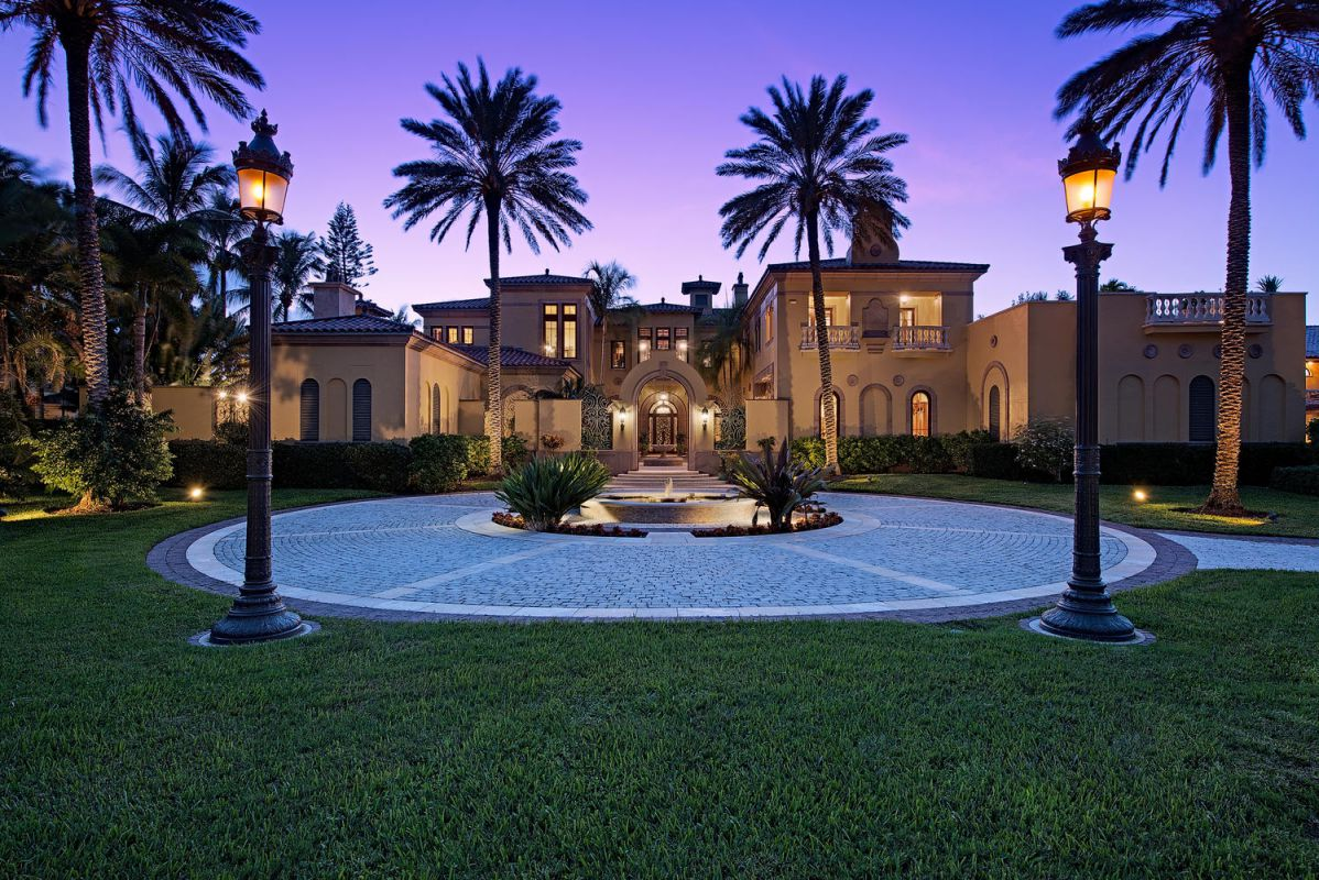 Ultimate Family Compound in Naples never before on Market