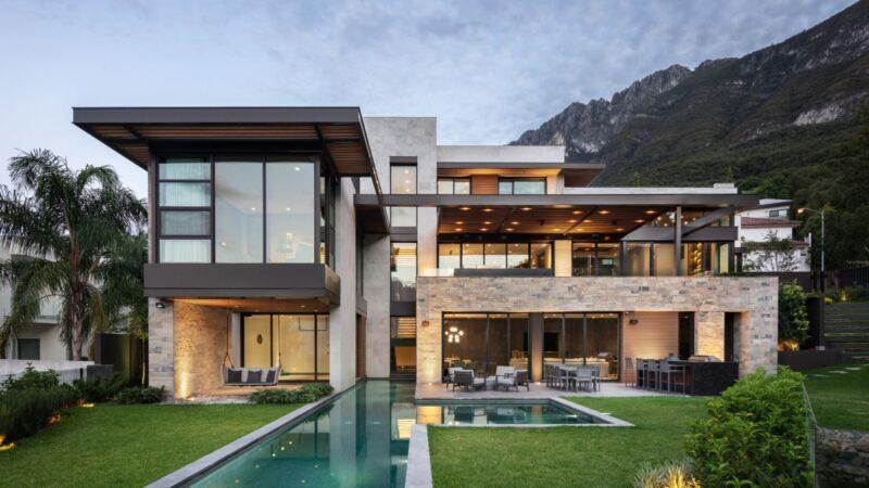 Casa LV House in Austin, Texas by Bernardo Pozas Residential Design