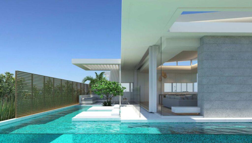 Coral Cove House Concept in Victoria, Australia by Chris Clout Design