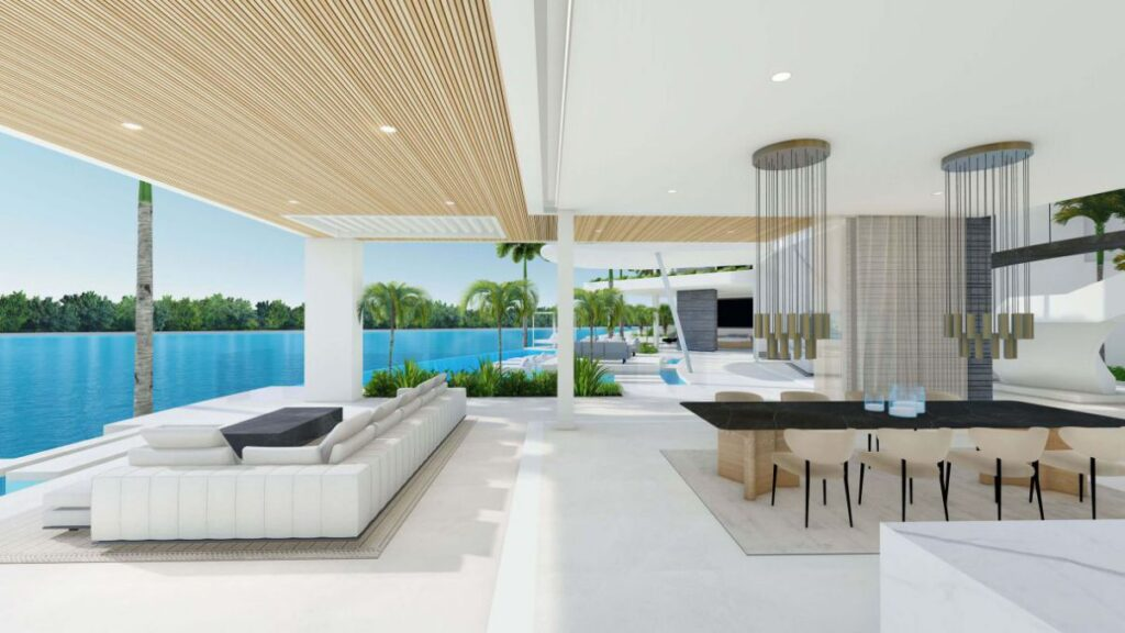Design Concept of Sanctuary Cove in Queensland by Paul Clout Design