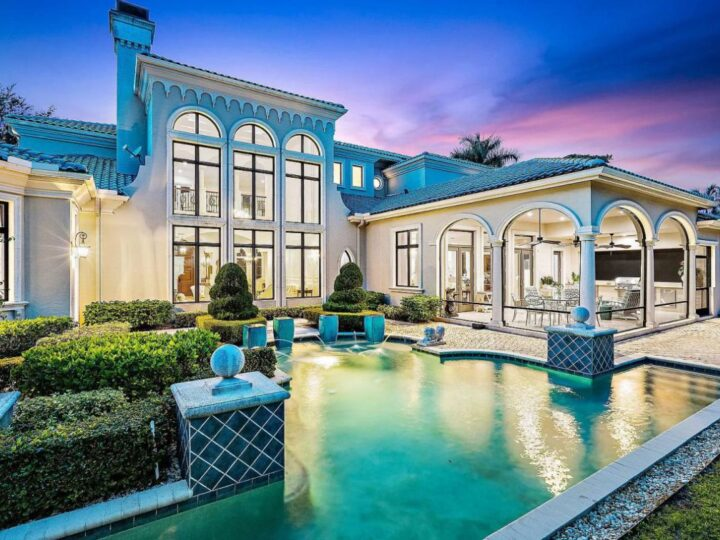 Exquisitely Renovated Estate in Palm Beach Gardens for Sale 3.9 $Million
