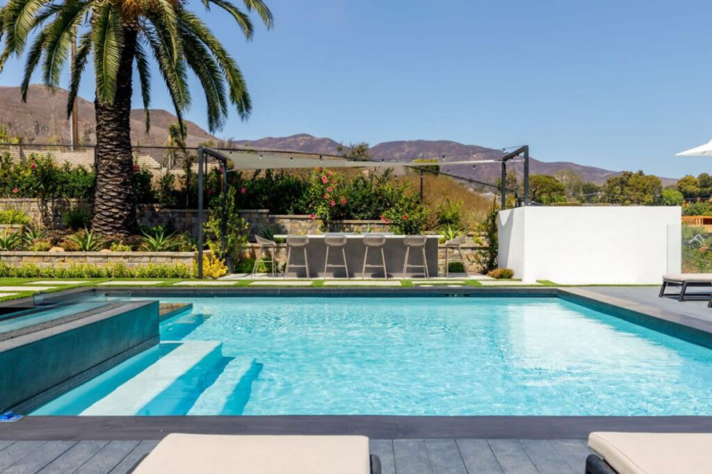 Finest Newly-finished Filaree Heights House in Malibu
