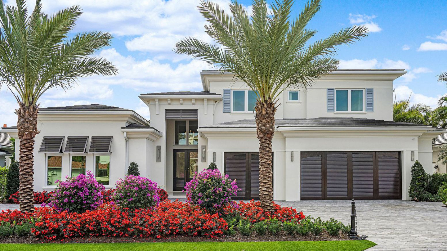 Florida Waterfront Home in Boca Raton for Sale $6.79 Million