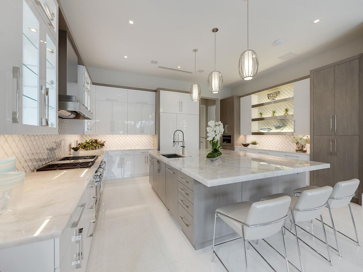 Broaden your kitchen design with 15 one-of-a-kind ideas
