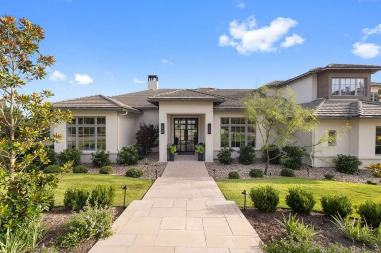 Gorgeous Austin Home for Sale at $5 Million in Spanish Oaks Community