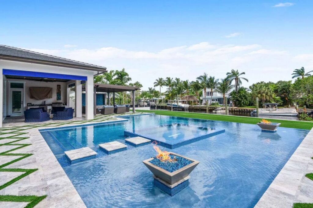 Jupiter Waterfront Property with Direct Ocean Access