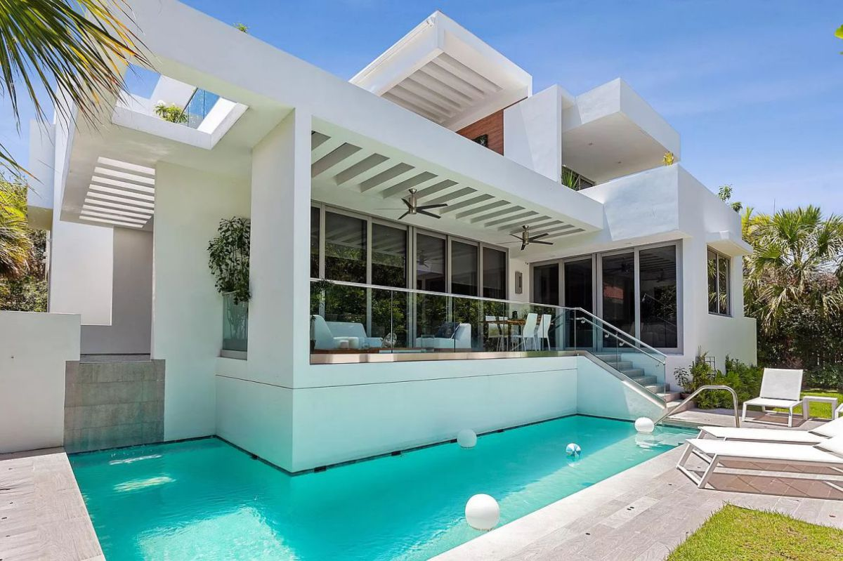 Key Biscayne Brand New Construction Home for Sale