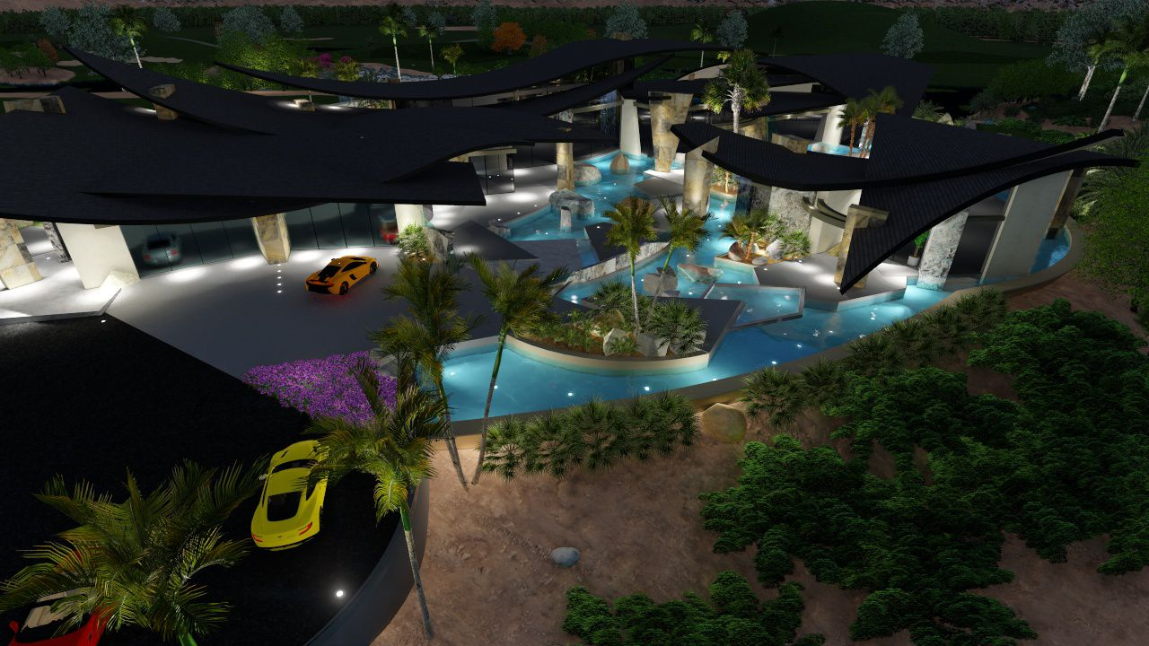 La Quinta's De Soto Design Concept by Brian Foster Designs