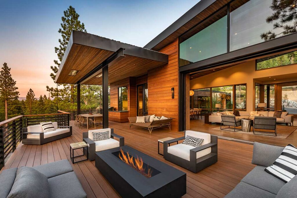 Martis Camp Home 589 by Walton Architecture + Engineering