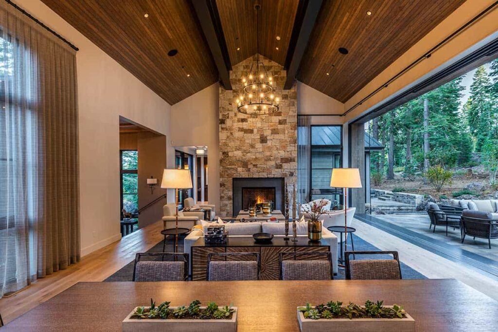 Martis Camp Mountain Home 14 by Walton Architecture + Engineering