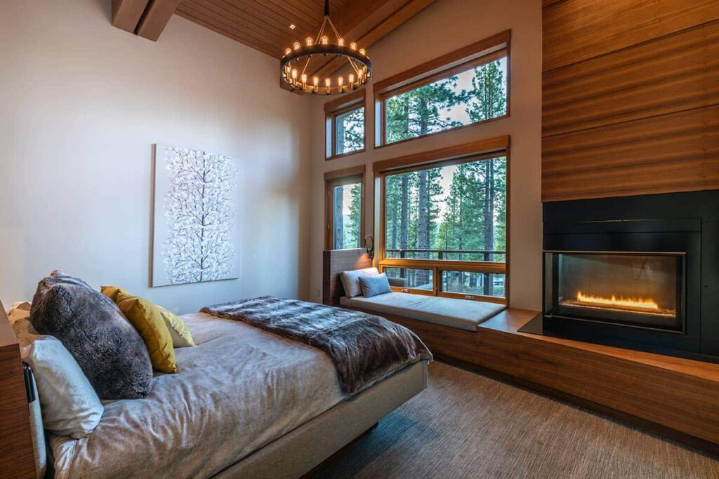 Martis Camp Mountain Home Lot 517 by Kelly and Stone Architects